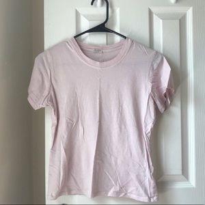 NWOT Pink Brandy Melville Top